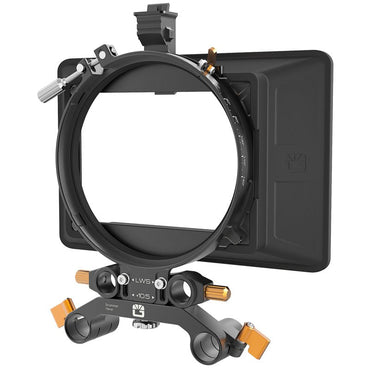 Bright Tangerine – CLASH 138 – 19MM STUDIO Matte Box KIT - The Film Equipment Store