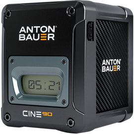 Anton Bauer CINE 90 VM/Gold Mount Battery - The Film Equipment Store - The Film Equipment Store
