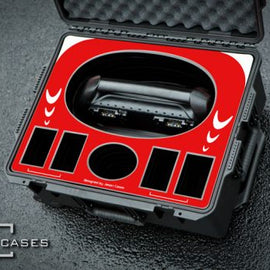 Jason Cases Protective Case for Four Anton Bauer D90 Batteries & Performance Quad Charger - The Film Equipment Store
