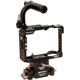 Movcam Cage Kit for Sony A7 II, A7R II and A7S II - The Film Equipment Store