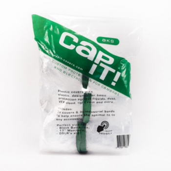 Cap It! Cover - ASK 3 pack - The Film Equipment Store