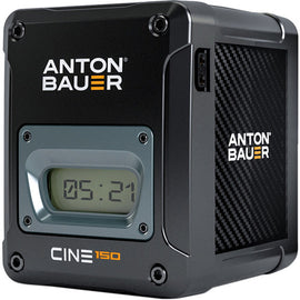 Anton Bauer CINE 150 VM/Gold Mount Battery - The Film Equipment Store - The Film Equipment Store