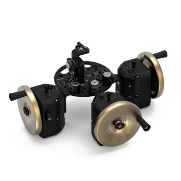 FREEFLY MōVI Wheels 1-3 Axis Module (Brass) - The Film Equipment Store