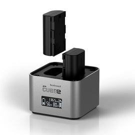 Hahnel Procube2 Charger for Canon LPE6 type batteries - The Film Equipment Store