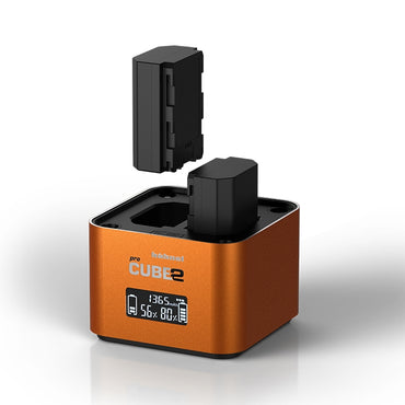 Hahnel Procube2 Charger for Sony DSLR batteries - The Film Equipment Store