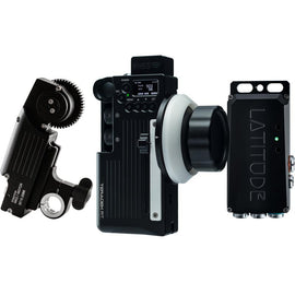 Teradek Wireless Lens Control Kit (Latitude-M Receiver, MK3.1 Controller+Forcezoom) - The Film Equipment Store