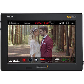 Blackmagic Video Assist 12G HDR On-Camera 5-inch Touchscreen Monitor/Recorder