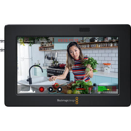 "Blackmagic Design Video Assist 3G-SDI/HDMI 7"" Recorder/Monitor"