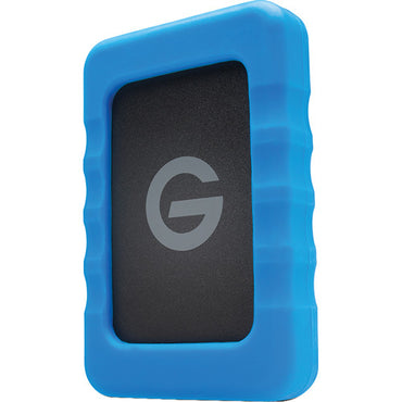 G-Technology 4TB G-DRIVE ev RaW USB 3.0 Hard Drive with Rugged Bumper - The Film Equipment Store