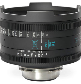 GECKO-CAM Genesis G35 16mm T2.4 Cine Lens  (Feet) - The Film Equipment Store