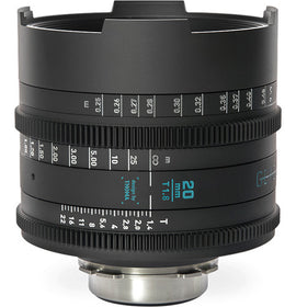 GECKO-CAM Genesis G35 20mm T1.8 Cine Lens  (Feet) - The Film Equipment Store
