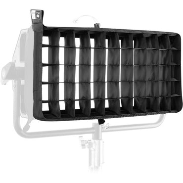 Litepanels Snapgrid for Gemini Dual 2x1 LED Panel (40 Degrees) - The Film Equipment Store