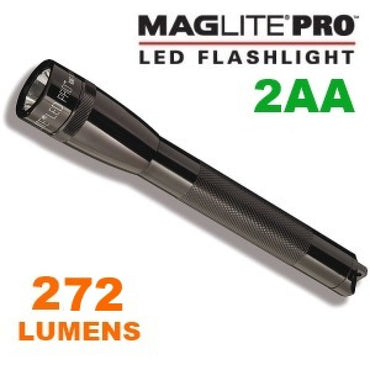 Mini Maglite PRO LED 2AA Torch SP2P01HL - The Film Equipment Store