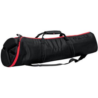 Manfrotto MBAG100PNHD Tripod Bag Padded 100CM (Black/Red Trim) - The Film Equipment Store