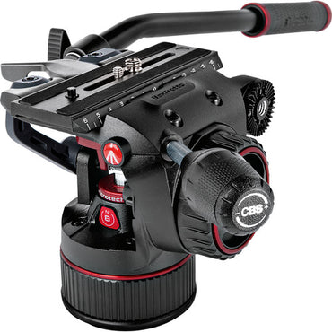 Manfrotto Nitrotech N8 Video Head - The Film Equipment Store