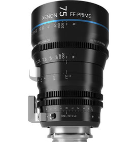 Schneider FF Prime Cine-Tilt 75mm T2.1  Lens (Feet) - The Film Equipment Store