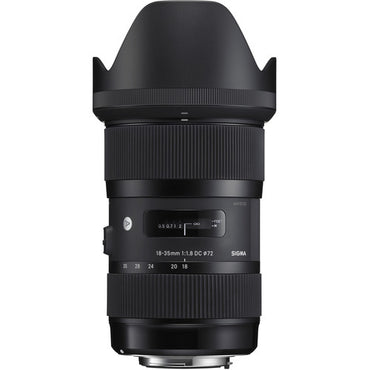 Sigma 18-35mm f/1.8 DC HSM Art Lens - The Film Equipment Store