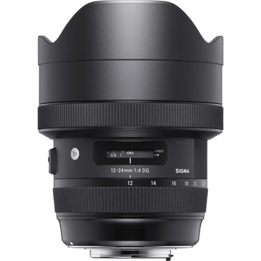 Sigma 12-24mm f/4 DG HSM Art Lens - The Film Equipment Store