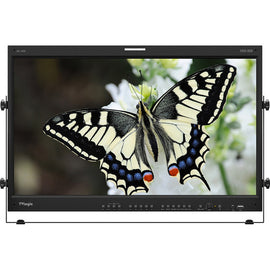 TV Logic LUM-240G (LUM240G) 24 inch UHD LCD Single Link 4K Monitor with 12G-SDI Interface - The Film Equipment Store