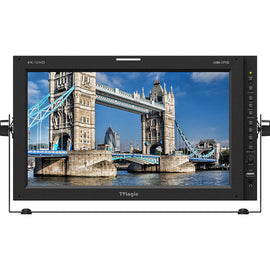TV Logic LUM-171G (LUM171G) 17 Inch Full HD LCD Monitor with up to 12G 4K Input - The Film Equipment Store