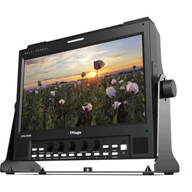 TV Logic LVM-095W-N (LVM095WN) 9-inch 3G-SDI Full HD Multi-Purpose Monitor - The Film Equipment Store
