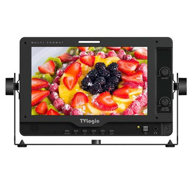 TV Logic LVM-070C (LVM070C) 7 Inch Multi-Format LCD Field Monitor - The Film Equipment Store