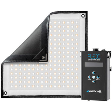 Westcott Flex Cine Bi-Color Mat 1-Light Kit (1 x 1')