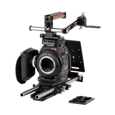 Wooden Camera Canon C100 Unified Accessory Kit (Pro) - The Film Equipment Store
