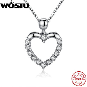 Heart Love Necklaces/ 心中愛項鍊
