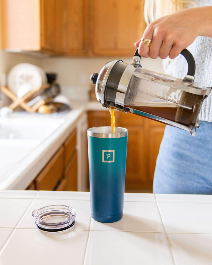 5 Benefits of Bringing an Insulated Tumbler Cup To Work