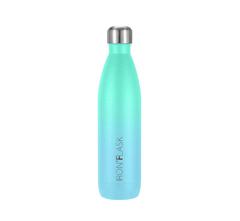 25 oz Retro Water Bottle Duplicate Retro Water Bottle Iron Flask