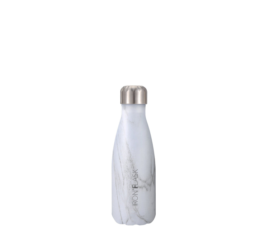 12 oz Retro Water Bottle Retro Water Bottle Iron Flask