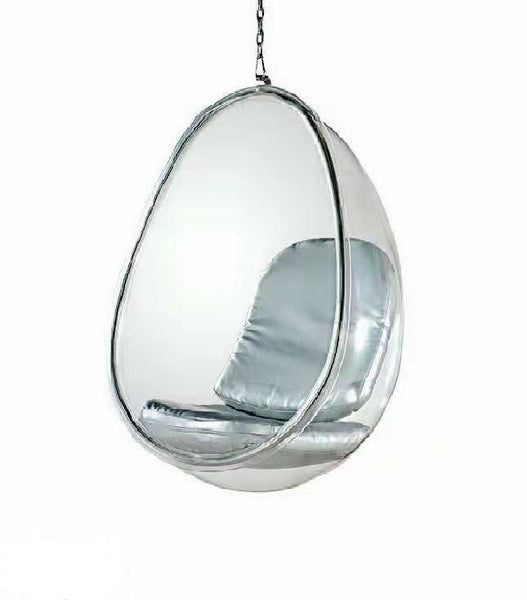 Hanging Egg Pod Bubble Chair - NEW