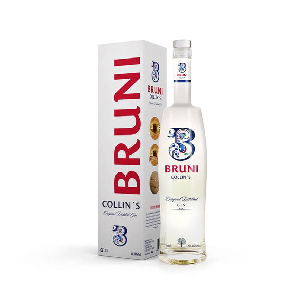 Bruni Collins Gin 70 cl