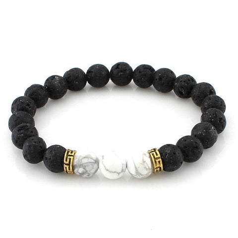 EURUS Lava Stone Beads Bracelet - FREE for a limited time