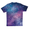 Bitcoin Galaxy Sublimation Performance Adult T-Shirt