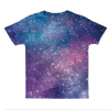 Bitcoin Galaxy Classic Sublimation Adult T-Shirt