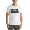 Crypto Millionaire T-Shirt White High-end Design