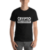 Crypto Millionaire T-Shirt Black High-end Design