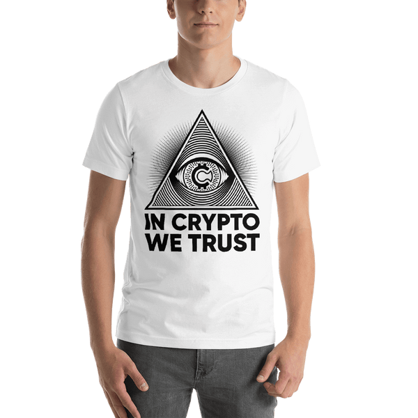 In Crypto We Trust Unisex T-Shirt