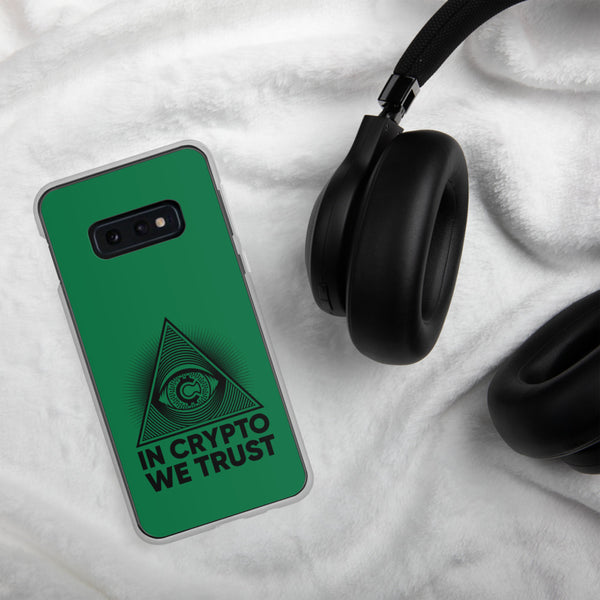 In Crypto We Trust Samsung Case