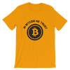 In Bitcoin We Trust Tshirt High-end Design