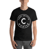 That Crypto Hustle T-Shirt Black & Navy High-End Design