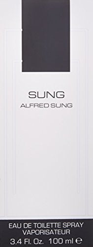 SHIP BY USPS Sung by Alfred Sung for Women, Eau De Toilette Spray, 3.4-Ounce