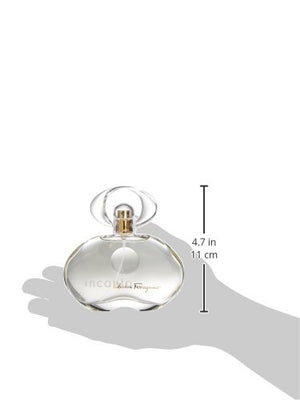 SHIP BY USPS Incanto By Salvatore Ferragamo For Women. Eau De Parfum Spray 3.4 Oz.