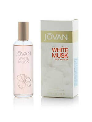 SHIP BY USPS Jovan White Musk By Jovan For Women, Cologne Spray, 3.25-Ounce Bottle