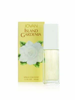 SHIP BY USPS Jovan Island Gardenia By Jovan For Women. Cologne Spray 1.5 Ounces