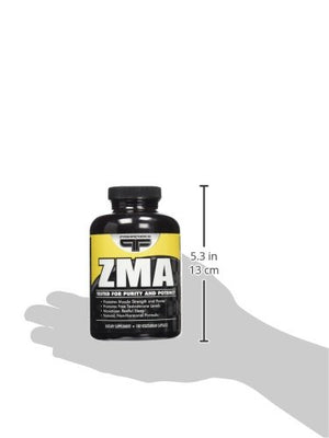 [Pack of 2 x 180 Veg Capsules] Primaforce Supplement, ZMA Wellness Capsules- Immunity Booster, Improve Sleep, Supports Hormone...