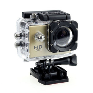 "Ultra HD 1080P Waterproof 2.0"" Action Camcorder Sports DV Camera Go Car Cam Pro"
