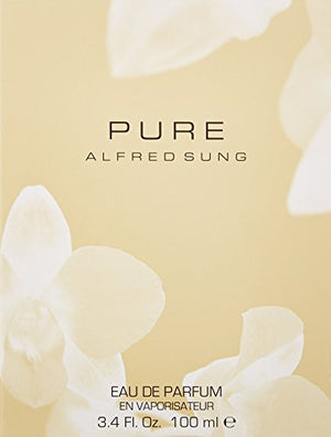 SHIP BY USPS Pure By Alfred Sung For Women. Eau De Parfum Spray 3.4 Ounces
